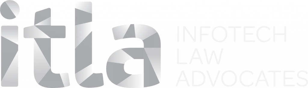 ITLA Infotech Law Advocates Logo